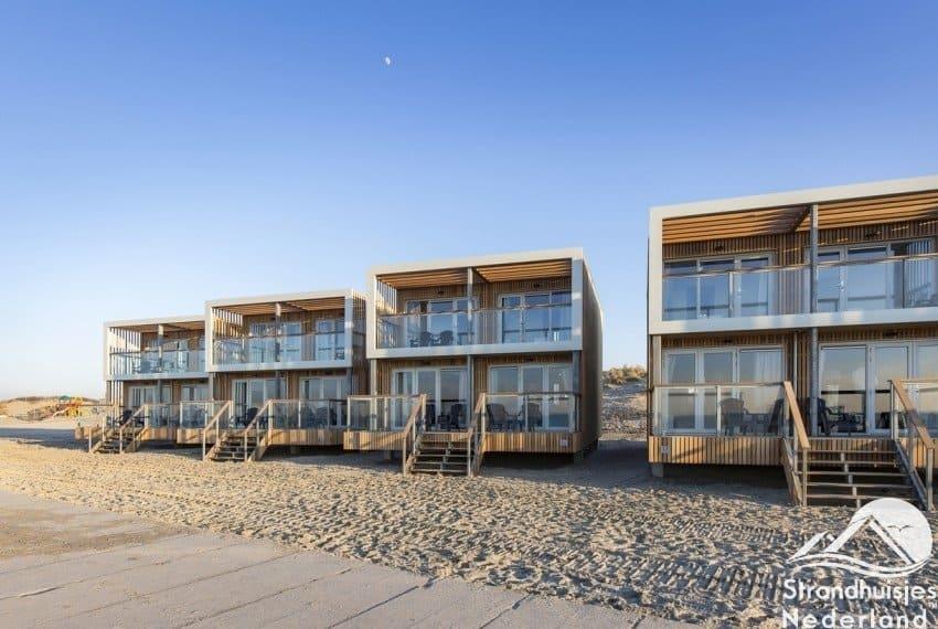 Landal strandhuisjes Hoek van Holland