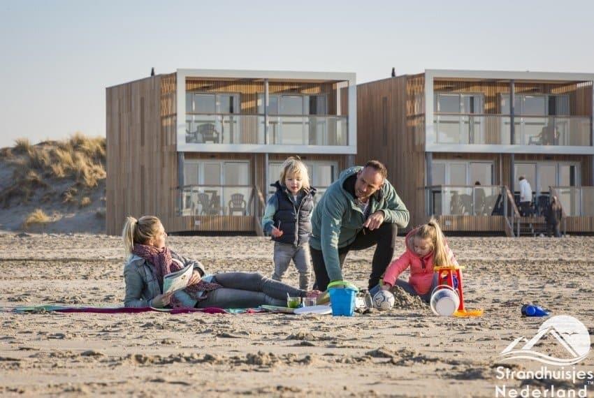Quality-time strand Hoek van Holland