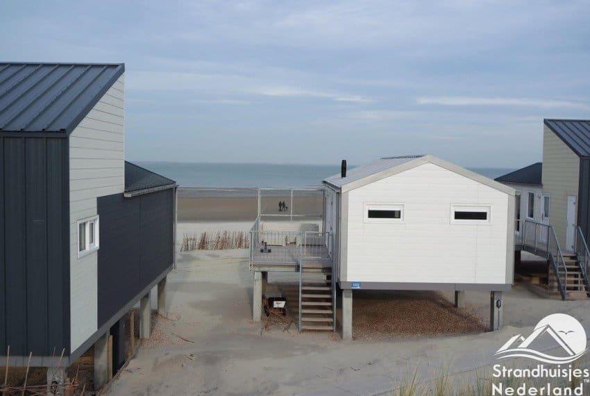 Strandhuisjes Kamperland Zeeland