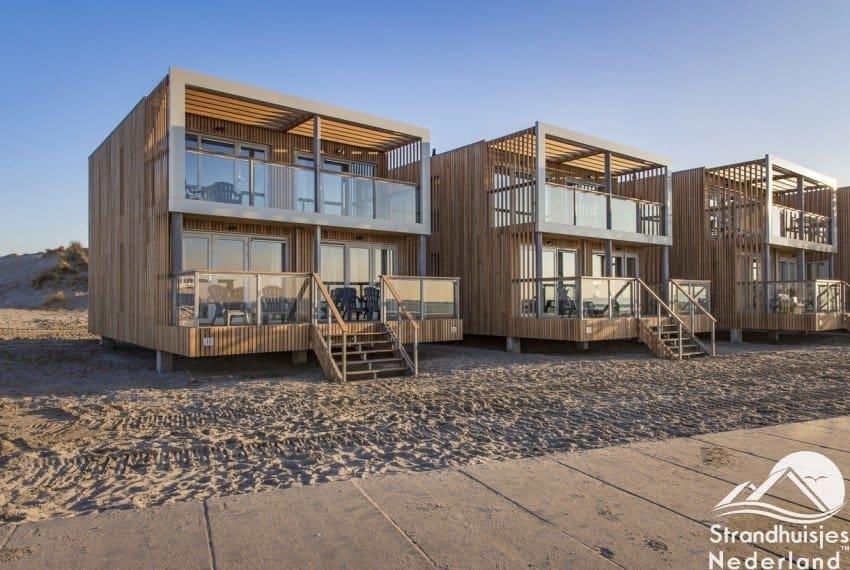 Strandhuisjes Landal Hoek van Holland