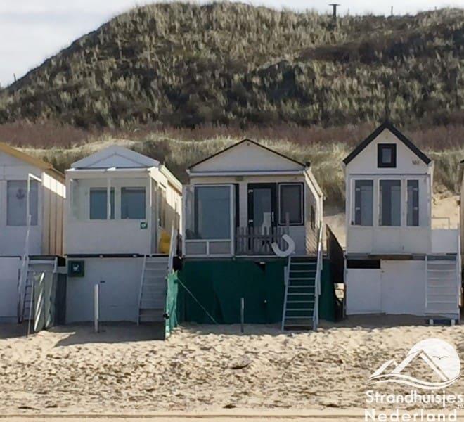strandhuisjes Dishoek