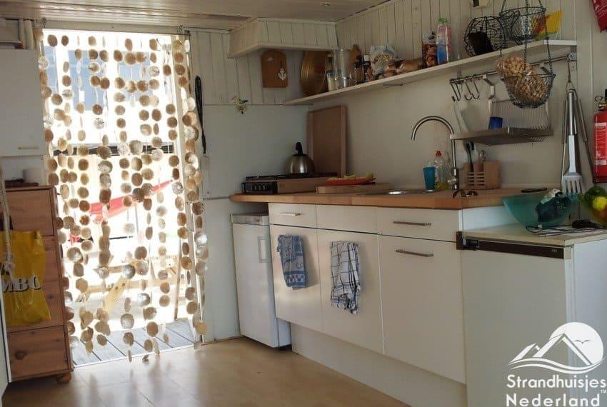 Keuken Strandhuisje IJmuiden 315
